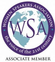 Lisa is a member of the Women Speaker's Association