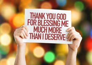 Have You Ever Thanked God for Future Blessings?