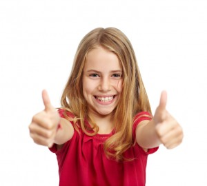 Do your kids sense your approval?